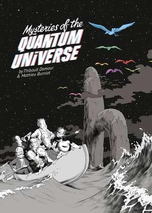 Mysteries of the Quantum Universe imagine