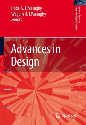Advances in Design de Hoda A. ElMaraghy