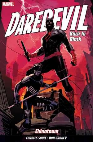 Daredevil Volume 1: Chinatown de Ron Garney