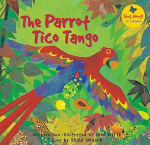 The Parrot Tico Tango with CD