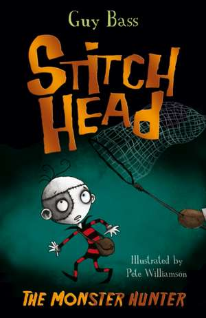 Stitch Head 06: The Monster Hunter