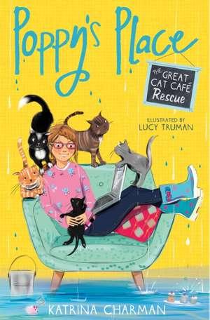 Great Cat Cafe Rescue de Katrina Charman