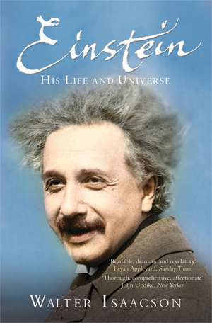 Einstein: His Life and Universe de Walter Isaacson