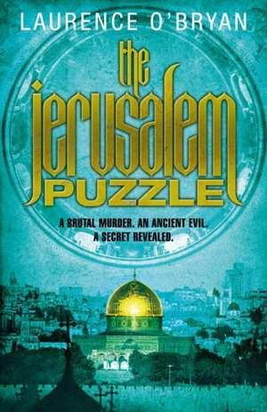 The Jerusalem Puzzle de Laurence O'Bryan