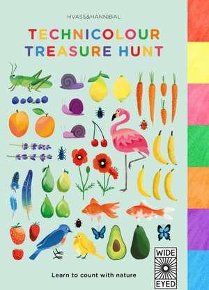 Technicolour Treasure Hunt