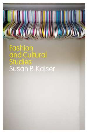 Fashion and Cultural Studies imagine