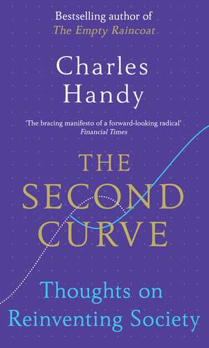 The Second Curve de Charles B. Handy