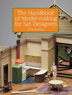 The Handbook of Model-Making for Set Designers imagine
