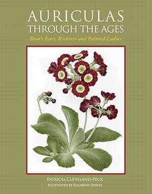 Auriculas Through the Ages