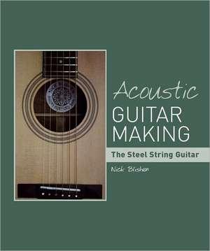 Acoustic Guitar Making imagine