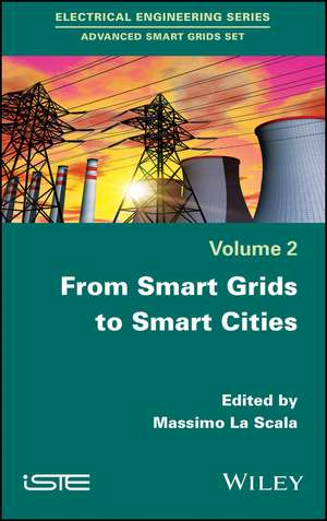 From Smart Grids to Smart Cities: New Challenges in Optimizing Energy Grids de Massimo La Scala