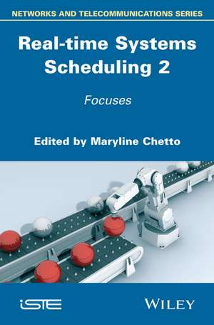 Real–time Systems Scheduling 2