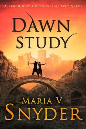 Dawn Study (Study Series, Book 6) de Maria V. Snyder