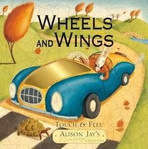 Wheels and Wings de Alison Jay