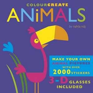 Colour Create: Animals