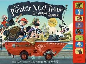 The Pirates Next Door Sound Book