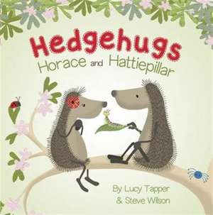 Horace and Hattiepillar Board Book
