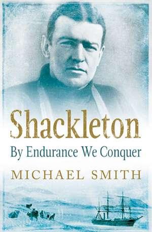 Shackleton de Michael Smith