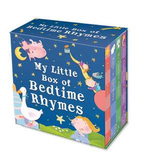My Little Box of Bedtime Rhymes