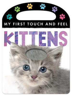 My First Touch and Feel: Kittens