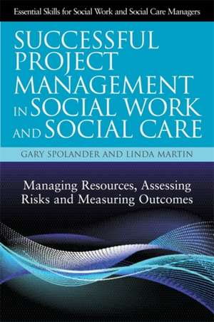 Successful Project Management in Social Work and Social Care imagine