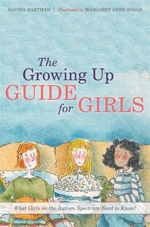 The Growing Up Guide for Girls