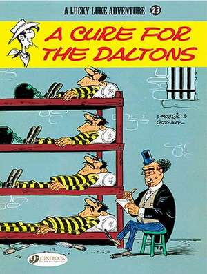 Lucky Luke Vol.23: A Cure For The Daltons