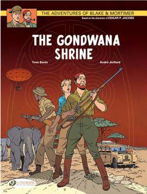 Blake & Mortimer Vol.11: The Gondwana Shrine