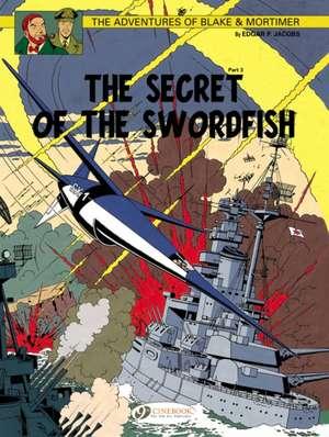 Blake & Mortimer Vol. 17: The Secret Of The Swordfish Part 3