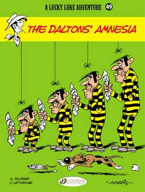 Lucky Luke Vol. 49: The Daltons' Amnesia