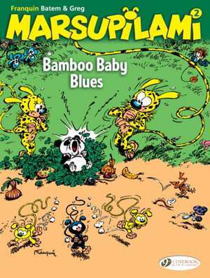 The Marsupilami Vol. 2: Bamboo Baby Blues
