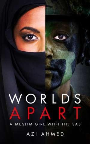 Khan, A: Worlds Apart de Alisha Khan