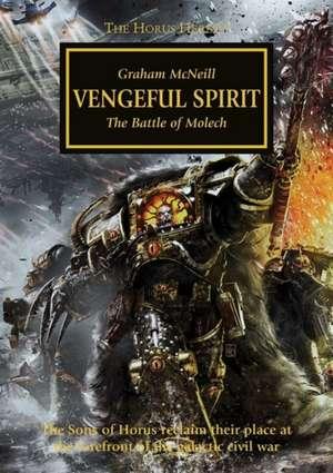 Vengeful Spirit de Graham McNeill