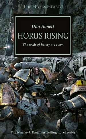 Horus Rising de Dan Abnett