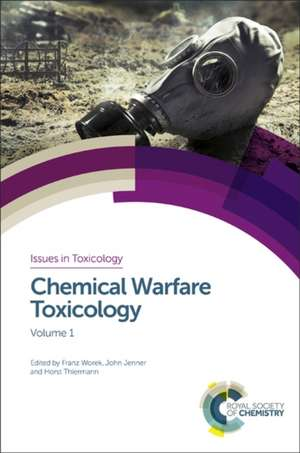 Chemical Warfare Toxicology