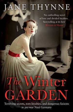 The Winter Garden de Jane Thynne