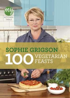 100 Vegetarian Feasts