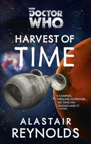 Doctor Who: Harvest of Time de Alastair Reynolds