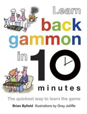 Byfield, B: Learn Backgammon in 10 Minutes imagine