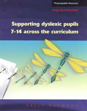 Supporting Dyslexic Pupils Across the Curriculum