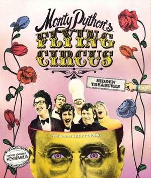 Monty Python's Flying Circus: Hidden Treasures de Adrian Besley