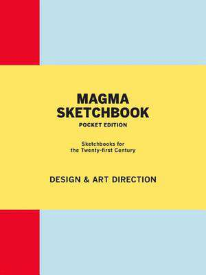 Magma Sketchbook:  Pocket Edition de Magma