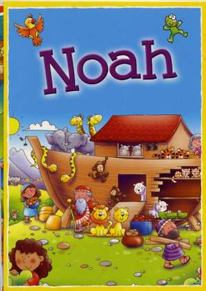 Noah [With Sticker(s) and Poster]
