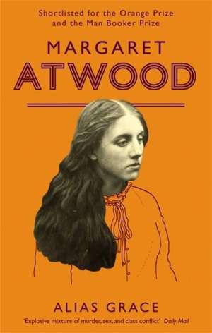 Alias Grace de Margaret Atwood