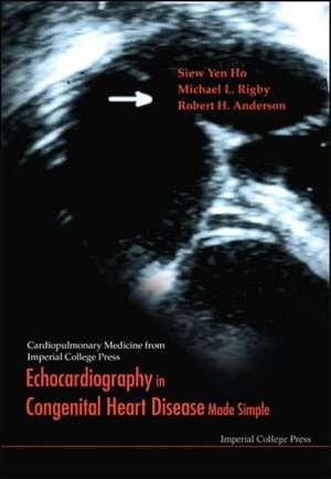 Echocardiography in Congenital Heart Dis