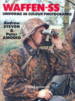 Waffen-SS Uniforms in Color Photographs