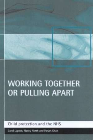 Working Together or Pulling Apart?