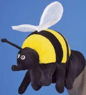 Jolly Phonics Puppet - Bee