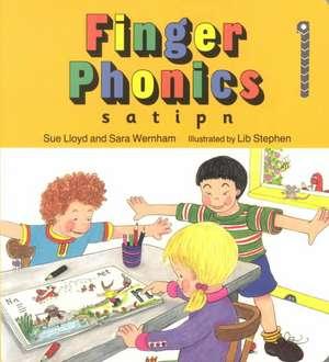 Finger Phonics 1
