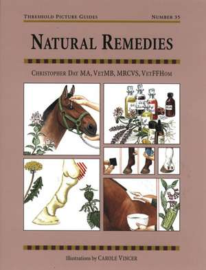 Natural Remedies de Christopher Day